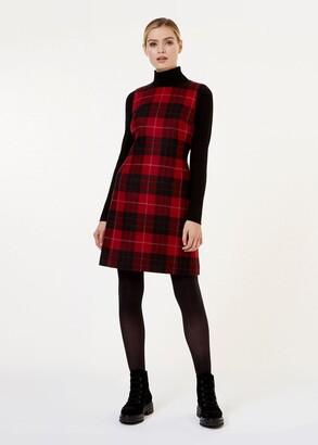 Hobbs Daphne Wool Dress