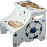 The Well Appointed House Renditions by Reesa Sport Theme Step Stool
