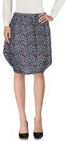 Societe Anonyme Knee length skirt