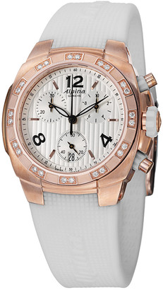 Alpina Women's Avalanche Diamond Watch