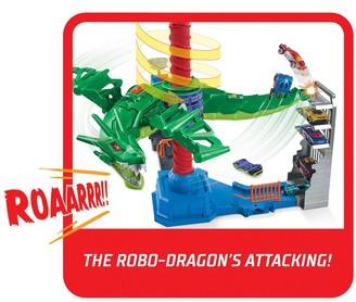 Hot Wheels Air Attack Dragon Play Set
