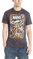 Marvel Men's Comics Crew T-Shirt
