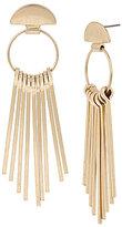 Kenneth Cole New York Geometric Stick-Fringe Chandelier Earrings