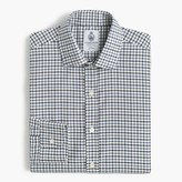 J.Crew CordingsTM for shirt in chambray blue check
