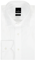 Daniel Hechter Tailored Poplin Shirt, White