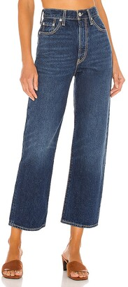 Levi's Wellthread Ribcage Ankle Jean. - size 24 (also