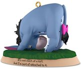 "Hallmark Keepsake Disney Winnie the Pooh ""Eeyore Not Much of a Tail"" Holiday Ornament"