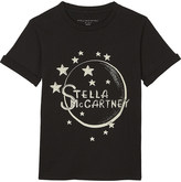Stella McCartney Lolly moon organic cotton T-shirt 4 -16 years