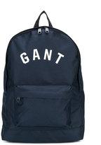 Gant Kids logo backpack