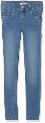 Name It Girl's Nkfpolly Dnmzascha 2133 Pant Noos Jeans