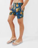 Ted Baker Pineapple print swim shorts
