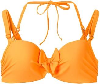 Marlies Dekkers Papillon plunge balcony bikini top (D-size and up)