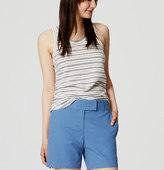"LOFT Riviera Shorts with 6"" Inseam"