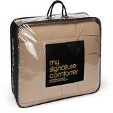 Bloomingdale's My Signature Beige Down Alternative Comforter, Full/Queen