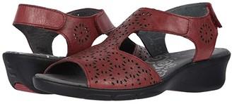 Propet Winnie (Red) Women's Sandals