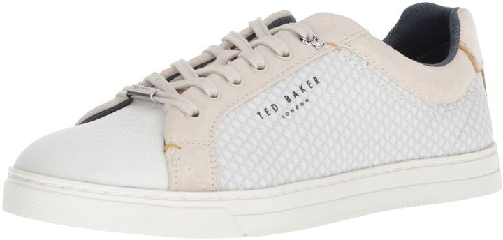 Ted Baker White Men's Sneakers   Shop