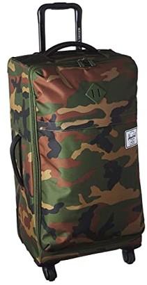 Herschel Highland Medium (Woodland Camo) Luggage
