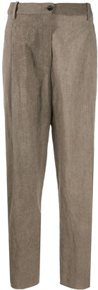 Masnada High-Waist Trousers