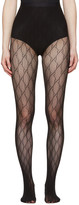 Gucci Black GG Supreme Stockings