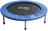 Pure Fun Mini Rebounder Trampoline