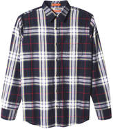 Joe Fresh Men's Standard Fit Plaid Shirt