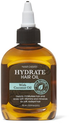 Hair Chemist Hydrate Hair Oil with Coconut Oil