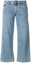 Simon Miller cropped wide-leg jeans