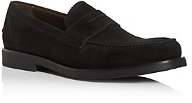To Boot Men's Bakersfield Suede Penny Loafers