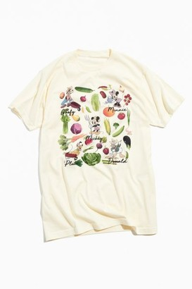 Urban Outfitters Mickey Mouse Farming Friends Tee