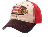 Zephyr Chicago Blackhawks Roader Mesh Cap