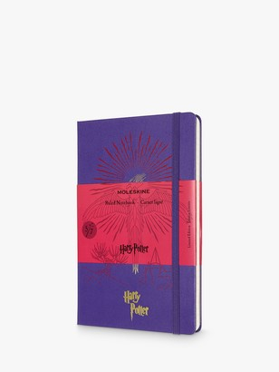 Moleskine Large Harry Potter Fawkes Lined Notebook