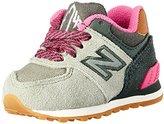 New Balance KL574V1 Infant Collegiate Pack Fashion Sneaker (Infant/Toddler)