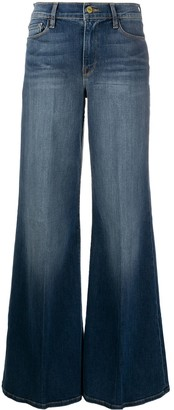 Frame Blendon flared jeans