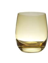 Leonardo Sora Water Glass - Ambra