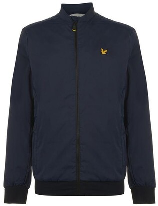 Lyle & Scott Bomber Jacket Mens