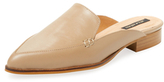 Ava & Aiden Yicania Leather Mule