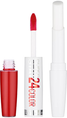 Maybelline Superstay 24hr Super Impact Lip Colour (Various Shades) - Eternal Cherry