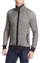 Howe Men's Sugar 5 Thermal Knit Fleece Zip Up