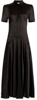 Hillier Bartley Plimpton Dropped-waist Silk-satin Dress