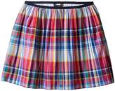 Polo Ralph Lauren Girl's Youth Plaid Skirt (XL )