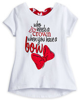 Disney Minnie Mouse Tutu Tee for Girls
