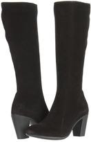 La Canadienne Darbie (Black Suede) - Footwear