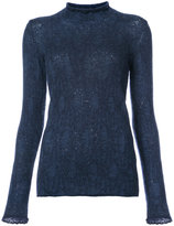 Lainey Keogh Womens crushed pattern jumper