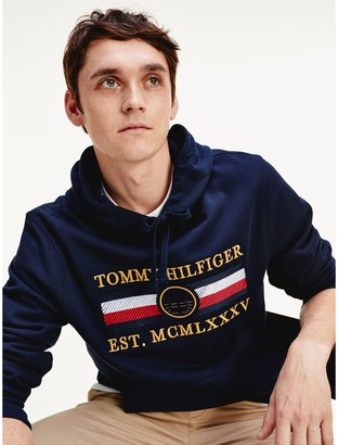 Tommy Hilfiger Relaxed Fit Icon Hoodie