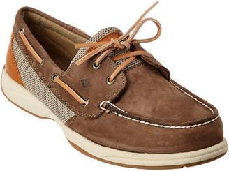 Sperry Intrepid 2-Eye Leather Boat Shoe