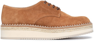 Castaner Lace-up Suede Brogues