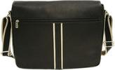 Piel Leather Four-Section Urban Messenger 2811