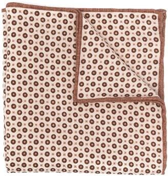 Eleventy Patterned Pocket Square