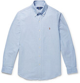 Thumbnail for your product : Polo Ralph Lauren Slim-Fit Cotton Oxford Shirt
