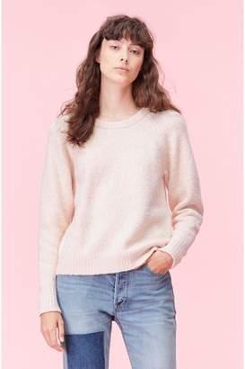 Rebecca Taylor La Vie Marled Boucle Pullover